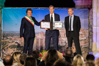 "Stefan Edberg, ""Carriera nel fair play"" (Career in fair play) winner"
